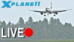 AeroNewsGermany LIVE - X-Plane 11 | Mit dem A321 nach Sylt!