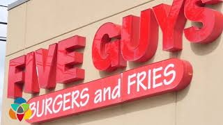 BC Army Cadets Day is September 27 at Five Guys in West Kelowna