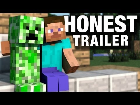 MINECRAFT (Honest Game Trailers)