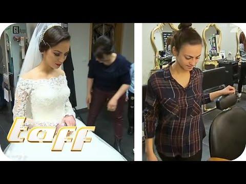 GLITZER, GLAMOUR, HAARE – Der größte, türkische Brautfriseur Deutschlands | taff | ProSieben