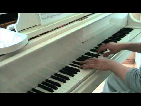 Lily's Theme - Harry Potter and the Deathly Hallows Part 2 (Piano)