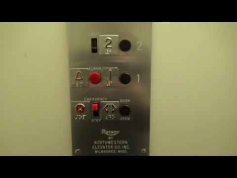 Rotary Hydraulic Elevator @ Berkeley Building - Whitefish Bay, WI
