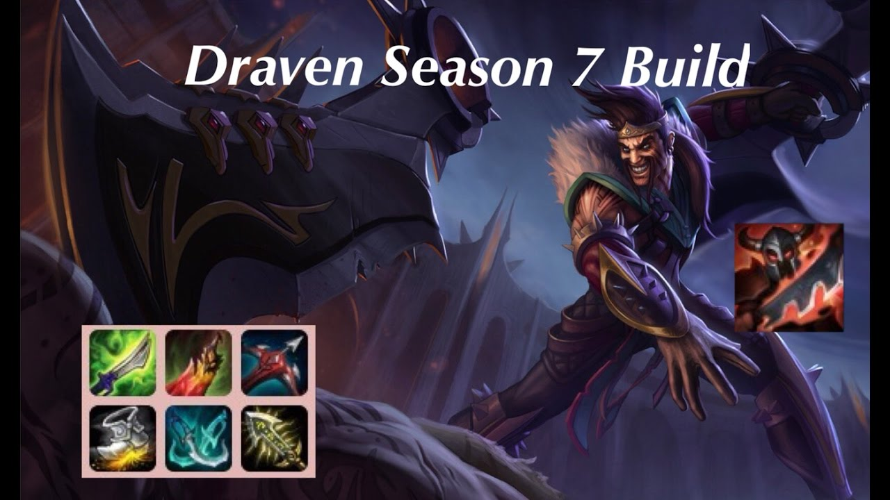 Build Draven Season