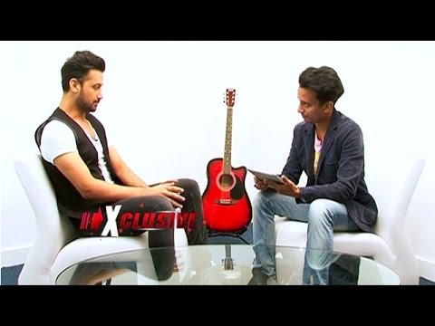 Atif Aslam Answers Fan's Questions! - EXCLUSIVE