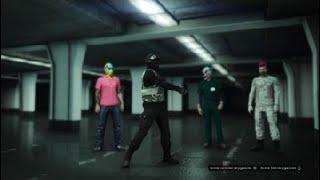 Grand Theft Auto V: Vamos equipo