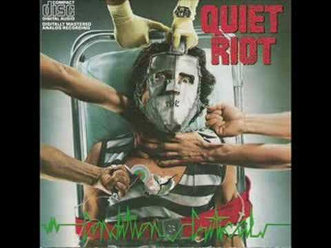 Quiet Riot - Sign of the Time
