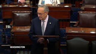 Schumer blasts GOP on virus relief legislation
