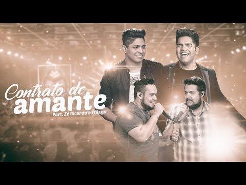 Jonathan e Adam - Contrato de Amante part Zé Ricardo e Thiago DVD Rasgando o Céu