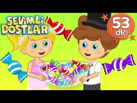 İyi Bayramlar 🍭   Sevimli Dostlar Bebek Şarkıları   Adisebaba TV Kids Songs And Nursery Rhymes
