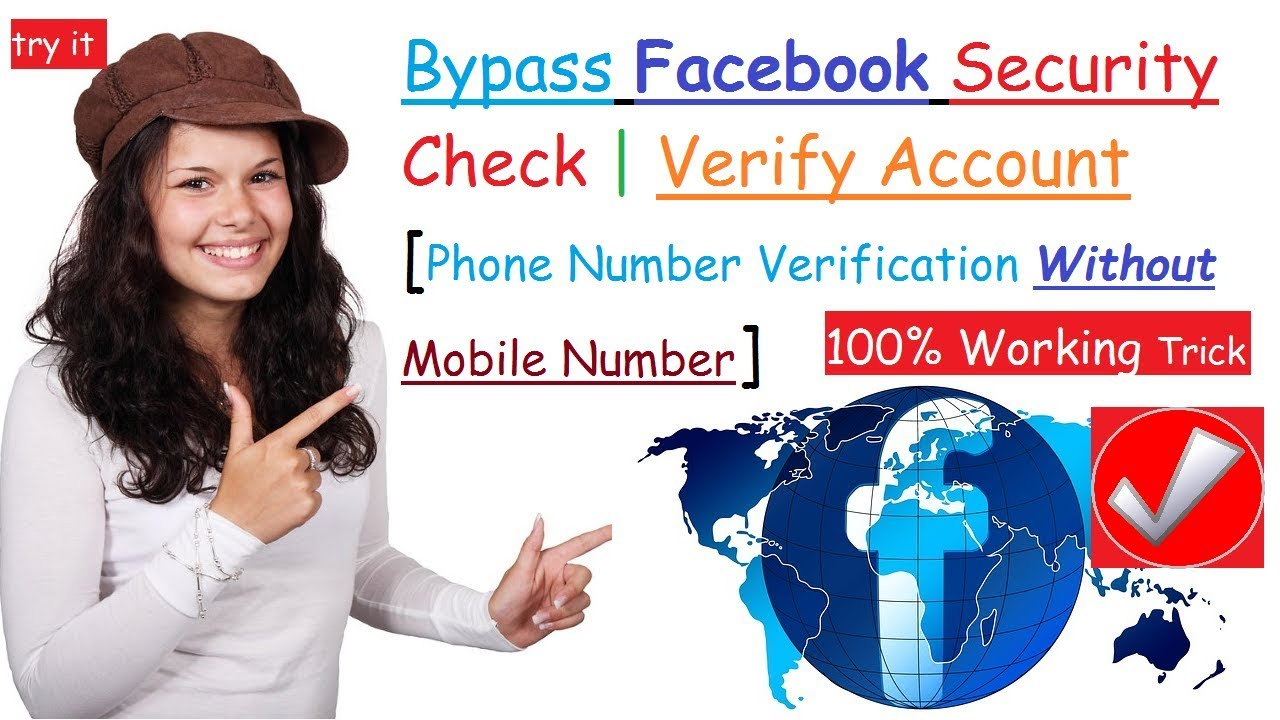 Bypass Facebook Phone Number Verification Security Checkpoint [2