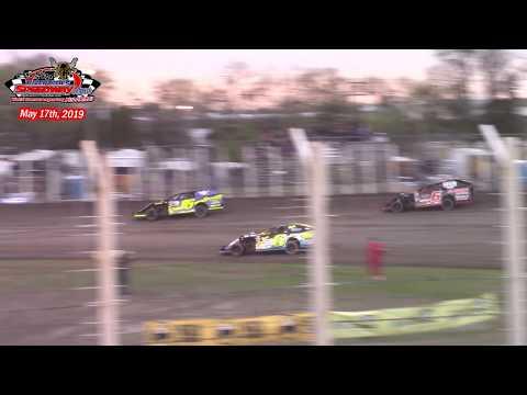 River Cities Speedway WISSOTA MW Modified A-Main (5/17/19)