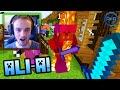 "Minecraft KIT PVP - w/ Ali-A #2! - ""HUGE FIGHT!"""