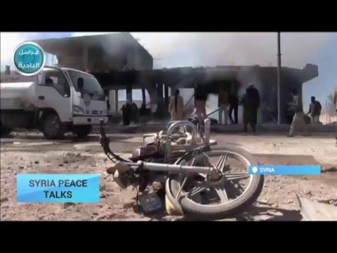 Syria Peace Talks: UN envoy says substantive peace talks to begin March 14