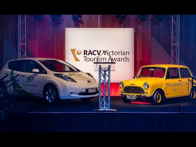 RACV Victorian Tourism Awards Testimonial from Duncan Elliott