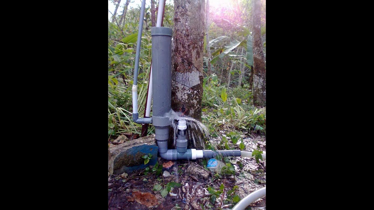 Matriman,pompa air tanpa minyak tanpa listrik.wmv - YouTube