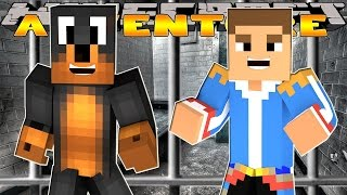 Minecraft - Donut the Dog Adventures - RELEASED FROM PRISON!!!!