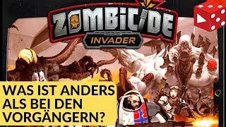 Zombicide Invader: Was ist anders als bei den Vorgängern?