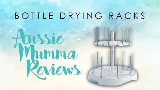 Bottle Drying Racks - Aussie Mumma Review
