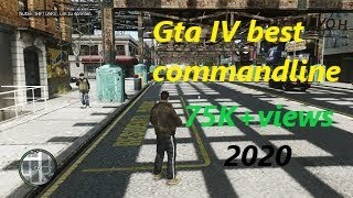 Gta IV best commandline