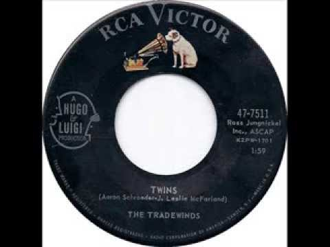 Tradewinds - Twins (RCA Victor 47-7511) 1959