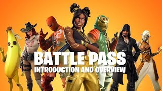 Fortnite - Season 8 Battle Pass Overview! SEASON 8 BATTLE PASS TRAILER & SKINS (New Season 8 Update)