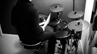 Alesis Crimson + EzDrummer 2 Test (Mesh Heads)