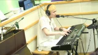 130626 슈키라 EXO 경수 Missing You, Lay Piano Live