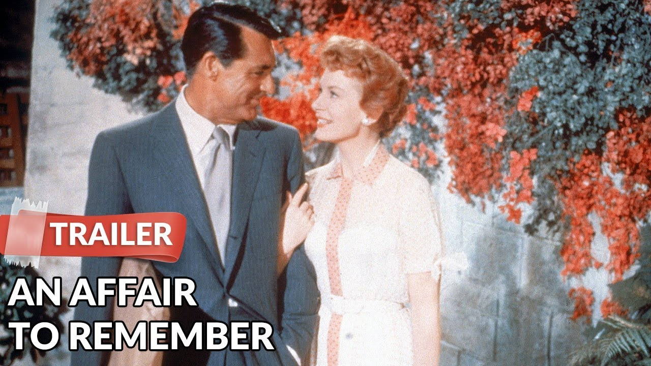 An Affair To Remember 1957 Trailer Hd Cary Grant Deborah Kerr Youtube