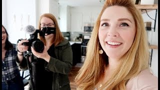 BIG FAMILY LIFE | Filming with the Today Show!