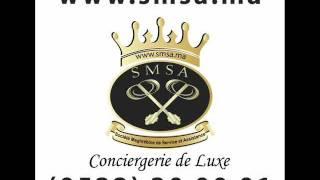 SMSA Reportage sur la conciergerie de luxe