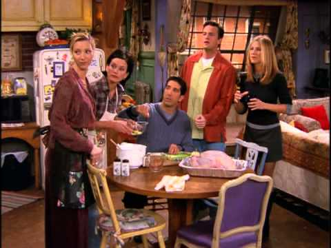 Friends deleted scenes you've probably never seen