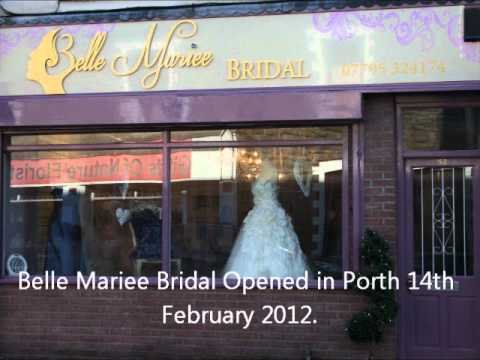 Wedding Dresses - Belle Mariee Bridal, suppliers of beutiful wedding dresses in South Wales.