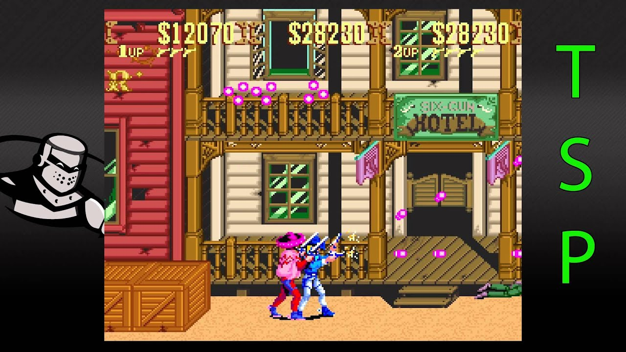 Retro Gaming  Sunset Riders   We ve Got Cowboys    YouTube Retro Gaming  Sunset Riders   We ve Got Cowboys