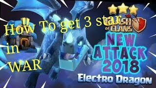 3 star war attack strategy by maxx electro dragon on Town Hall 12 in CLASH OF CLANS!!!!🔥🔥 🔥🔥