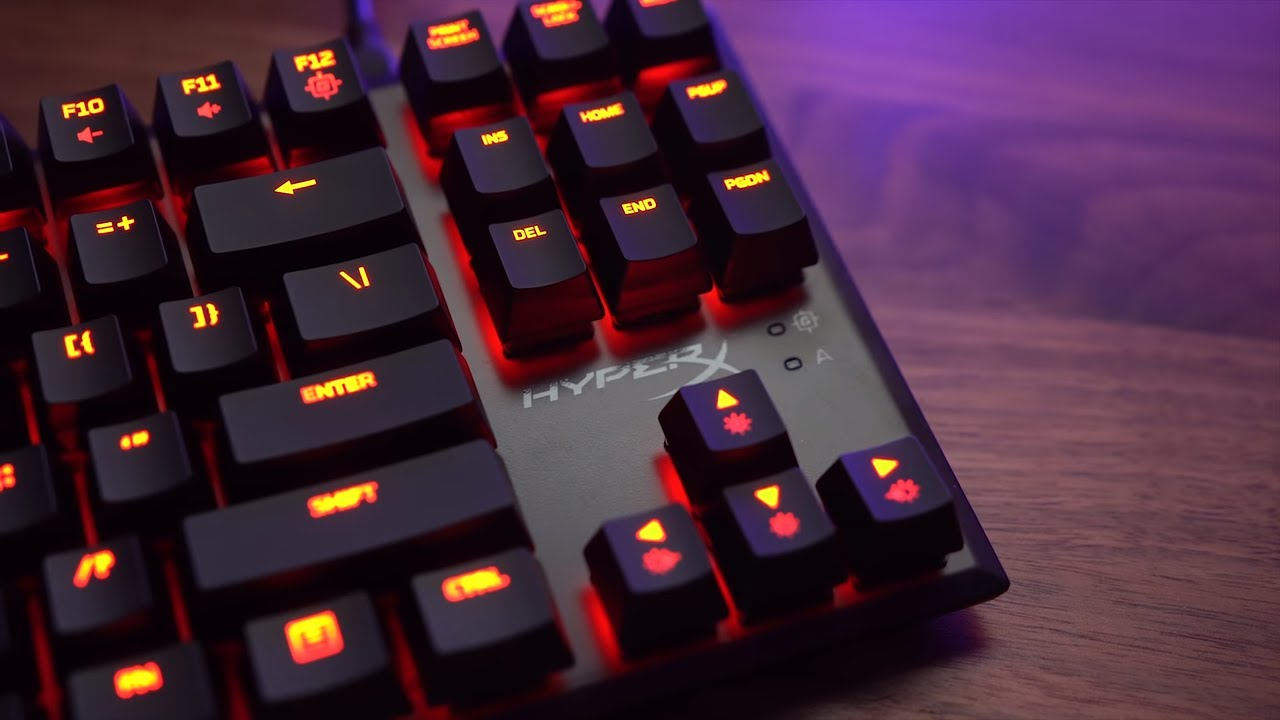 fe73c9ba325 HyperX Alloy FPS Pro Mechanical Gaming Keyboard | Review - YouTube