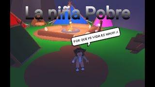 The Poor Girl roblox mini film