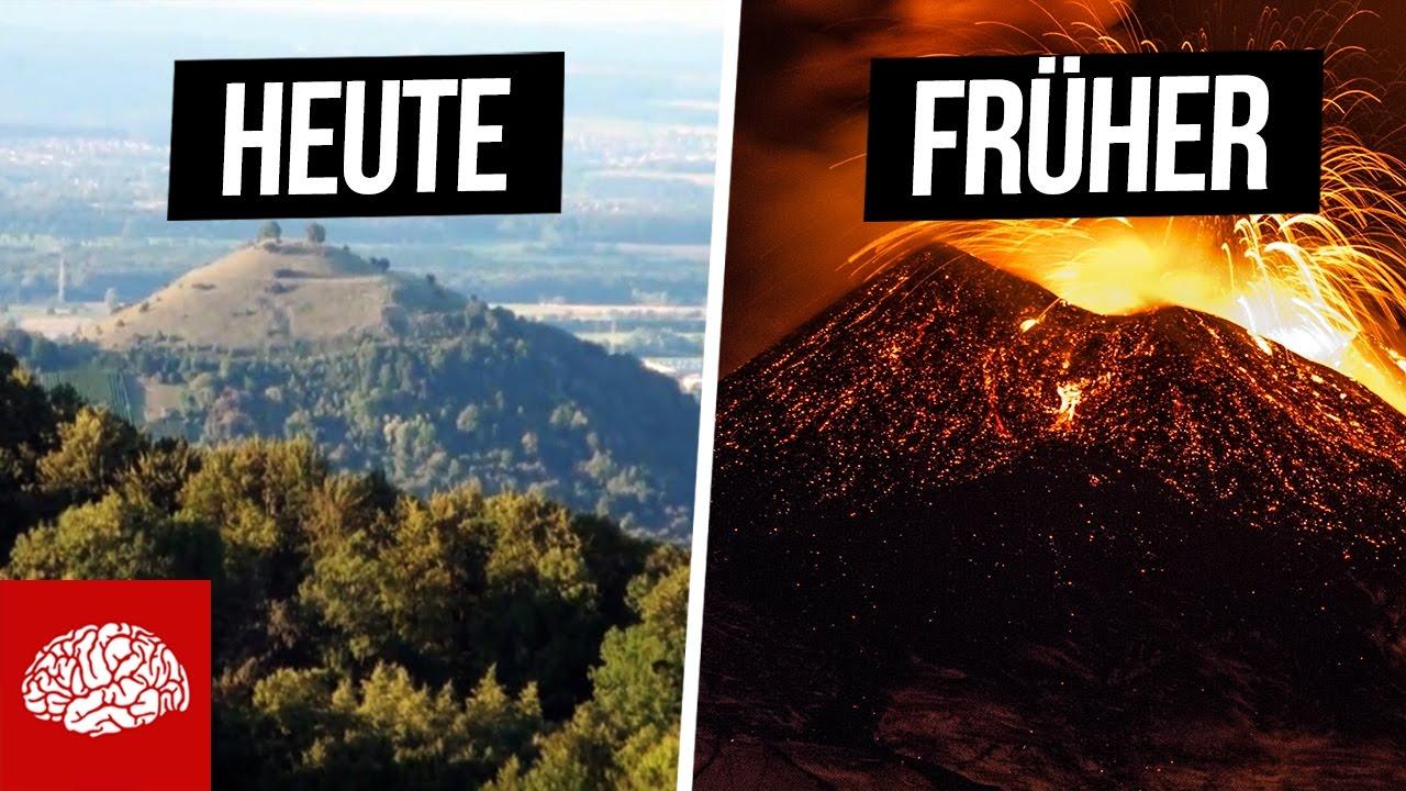 Vulkanausbruch Deutschland