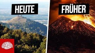 Vulkanausbruch in Deutschland?
