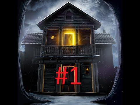 Дом зомби-побег#1 ,,это было сложно