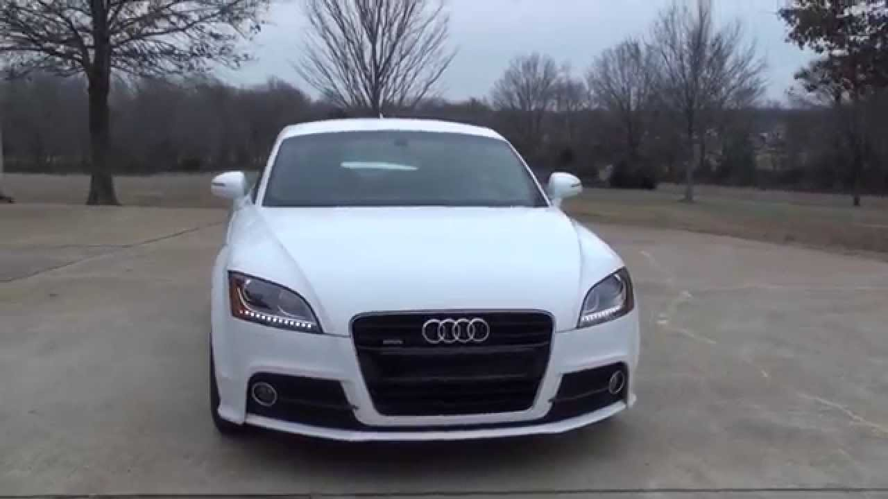 HD VIDEO 2014 AUDI TT 2 0T QUATTRO S LINE EDITION COUPE USED FOR ...