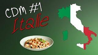 Cuisine du monde #1 : L'Italie