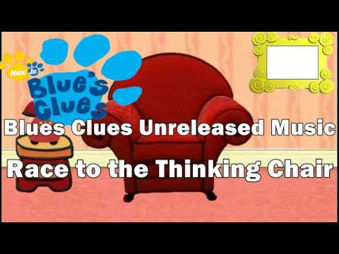 Blue's Clues Unreleased Music - Race to the Thinking Chair