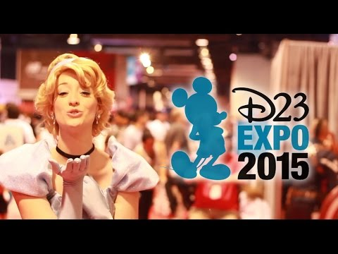 Download Youtube: BEST COSPLAY AT D23 EXPO 2015