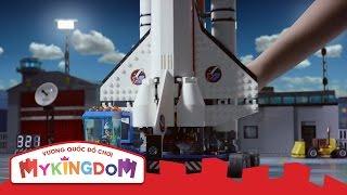 Đồ chơi lắp rápLego City Space - Bộ sưu tập Lego Không gian