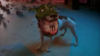 Маска (1994) пёс Майло одел маску