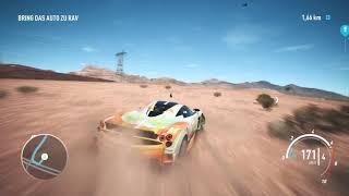 Need for Speed™ Payback Stillgelegtes Auto Novas Pagani Hyayra BC