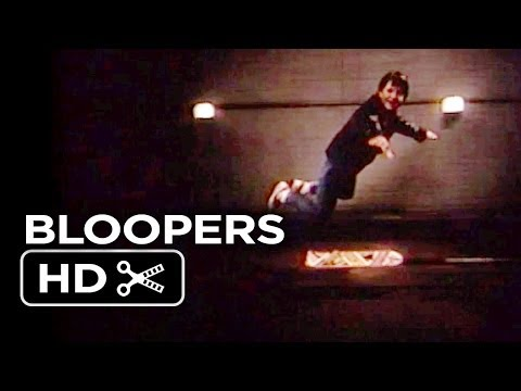 Back To The Future Part II BLOOPERS (1989) Michael J Fox Movie HD