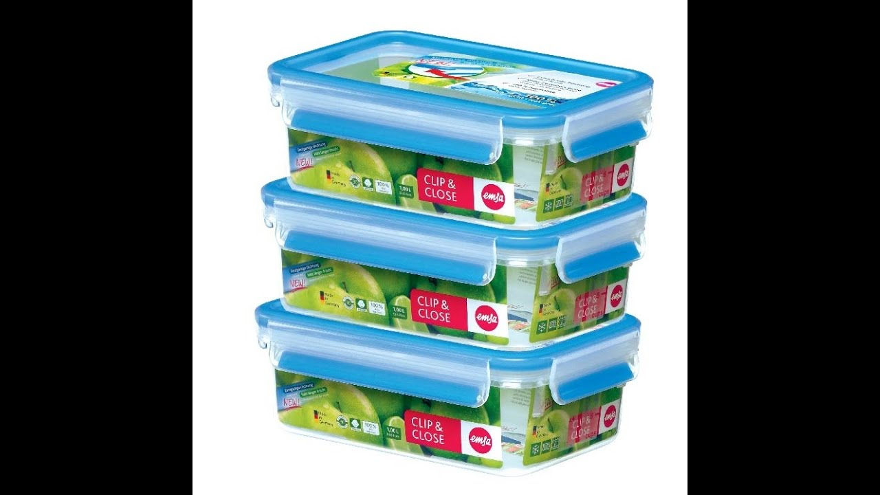 Emsa Food Storage Containers Official Launch In Singapore