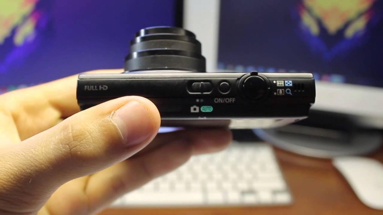 Canon câmeras linha powershot elph 530 hs.