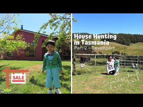 House Hunting In Tasmania -  Part 2 Devonport